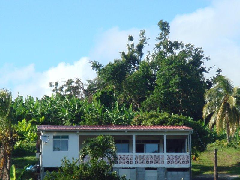 Haus von Erika und José Bruisson