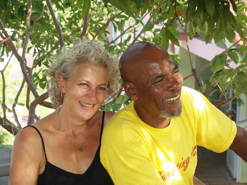 Erika und José Bruisson